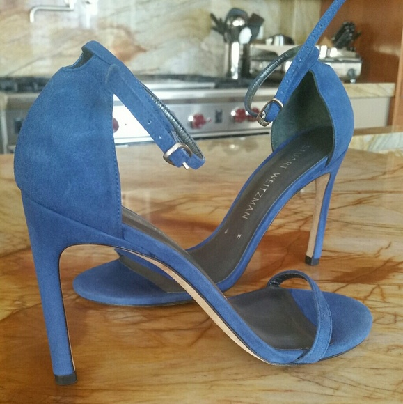 official store hot new products get online Stuart Weitzman Shoes | Sold Nudist Song Heels | Poshmark